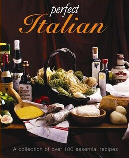 Book Padded Perfect Italian by PARRAGON BK SERVICE