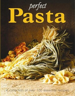 Book Padded Perfect Pasta by PARRAGON BK SERVICE