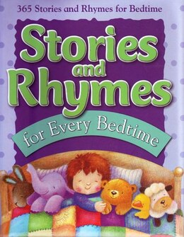 Book Stories & Rhymes For Every Bedtime by PARRAGON BK SERVICE