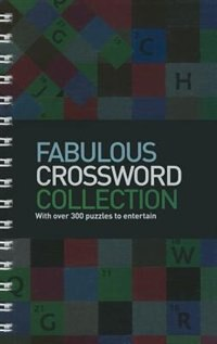 Book Fabulous Crossword Collection by Parragon Books