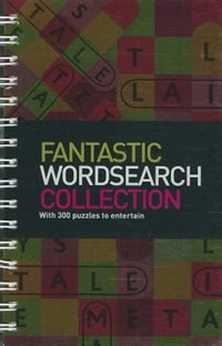 Book Fantastic Wordsearch Collection by Parragon Books