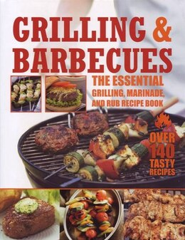 Book Grilling & Barbeque by Parragon Books