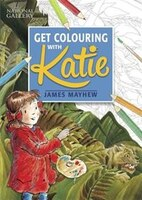 Katie: Get Colouring With Katie: A National Gallery Book