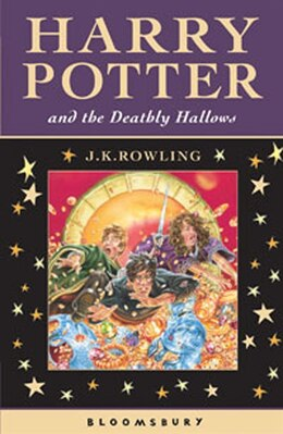 Book Harry Potter And The Deathly Hallows Movie Tie-in Edition by Jk Rowling