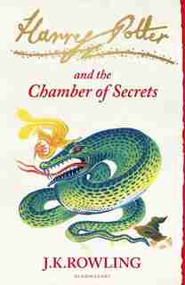 Harry Potter And The Chamber Of Secrets: Signature Edition by J.K. Rowling