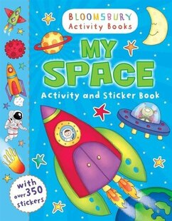 My Space Activity And Sticker Book
