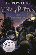 Harry Potter And The Philosopher's Stone Children's Ppbk Edition