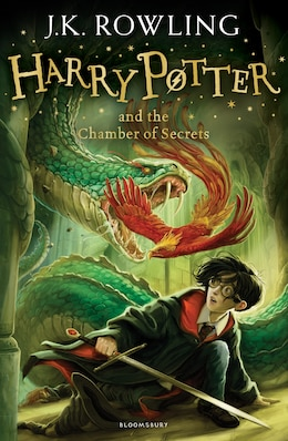 Book Harry Potter And The Chamber Of Secrets by J.k. Rowling