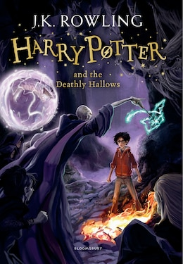 Book Harry Potter And The Deathly Hallows by J.k. Rowling