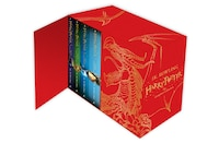 Book Harry Potter Box Set: The Complete Collection (children's Hardback): Boxed Set by J.k. Rowling