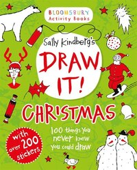 Draw It! Christmas: 100 Festive Things To Doodle And Draw!