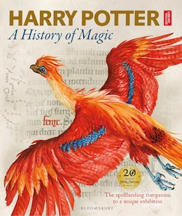 Book Harry Potter - A History Of Magic: The Book Of The Exhibition by British Library