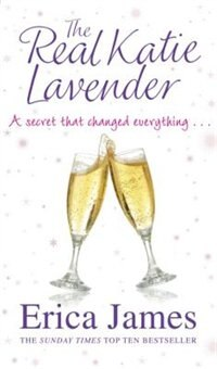 Book The Real Katie Lavender by Erica James