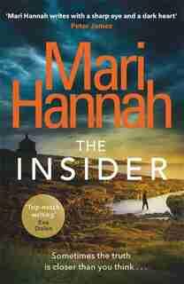 The Insider by Mari Hannah