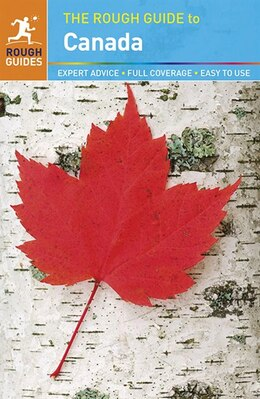 Book The Rough Guide To Canada by Phil Lee
