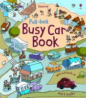 Busy Car Book