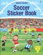 Soccer Sticker Book