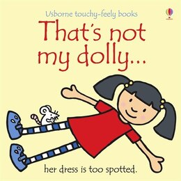 Book That's Not My Dolly by Fiona Watt