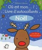 Noël livre d'autocollants