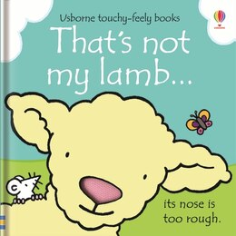 Book That's Not My Lamb by Fiona Watt
