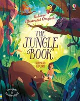 Illustrated Originals/the Jungle Book