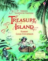 Usborne Illustrated Originals/Treasure Island
