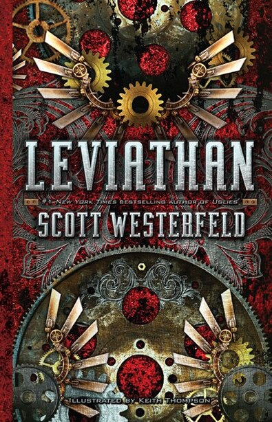Leviathan: (Large  Print) by Scott Westerfeld