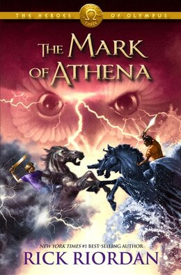 Book The Mark Of Athena by Rick Riordan