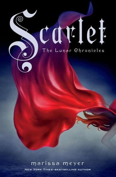 Scarlet: (Large  Print) by Marissa Meyer