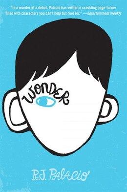 Book Wonder by R. J. Palacio