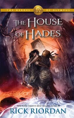 Book The House Of Hades: (Large Print) by Rick Riordan