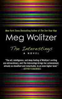 The Interestings: (Large  Print) by Meg Wolitzer