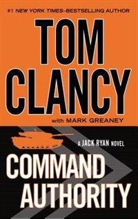 Book Command Authority by Tom Clancy