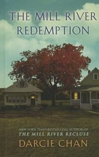 The Mill River Redemption: (Large  Print) by Darcie Chan