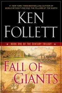 Fall Of Giants: (Large  Print) by Ken Follett
