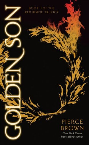 Golden Son: (Large  Print) by Pierce Brown
