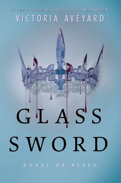 Glass Sword: (Large  Print) by Victoria Aveyard
