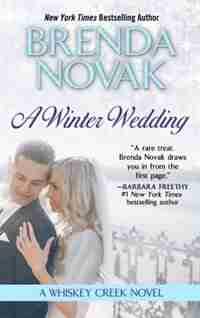 A Winter Wedding: (Large  Print) by Brenda Novak