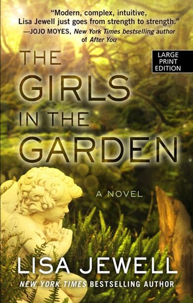 The Girls In The Garden: (Large  Print) by Lisa Jewell