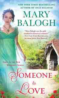Someone To Love: (Large  Print) by Mary Balogh