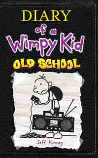 Old School: (Large  Print) by Jeff Kinney