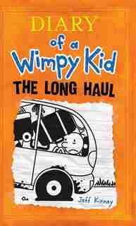 The Long Haul: (Large  Print) by Jeff Kinney