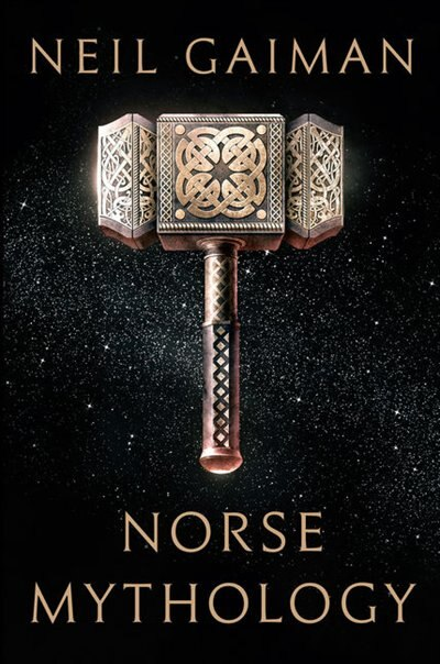 Norse Mythology: (Large  Print) by Neil Gaiman