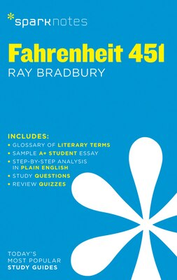 Book Fahrenheit 451 Sparknotes Literature Guide by Sparknotes