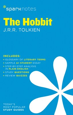 Book The Hobbit Sparknotes Literature Guide by Sparknotes