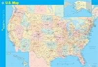 U.s. Map Sparkcharts
