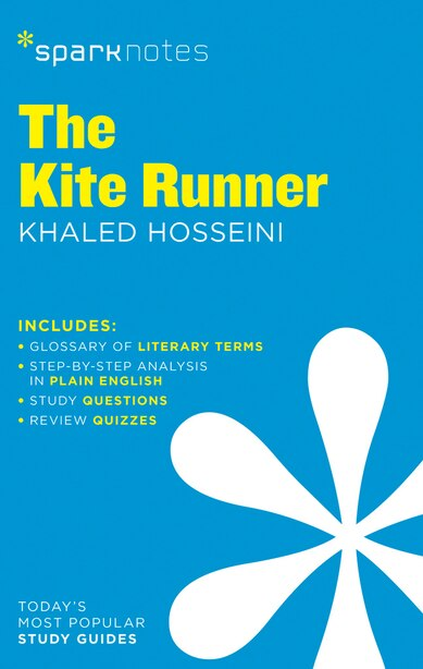 The Kite Runner (sparknotes Literature Guide) by Sparknotes