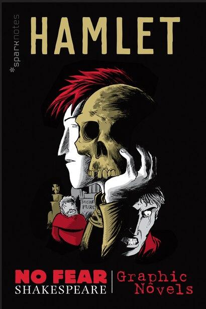 Hamlet (no Fear Shakespeare Graphic Novels) de Sparknotes