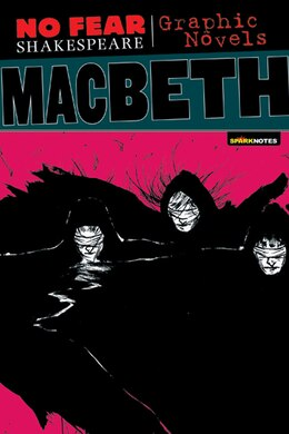 Book Macbeth (No Fear Shakespeare Graphic Novels) by Ken Sparknotes