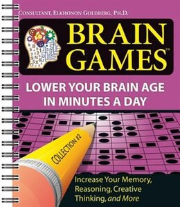 Book Brain Games # 2 by Publications International